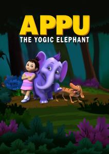 Appu the Yogic Elephant